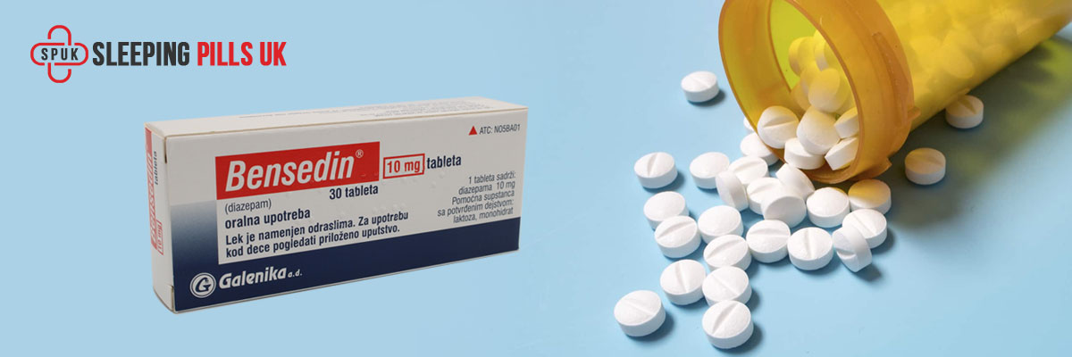 What is Galenika Bensedin 10 mg?